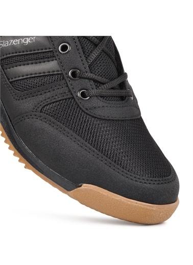 Slazenger Slazenger ACTIVE Sneaker Kadın Ayakkabı  Siyah